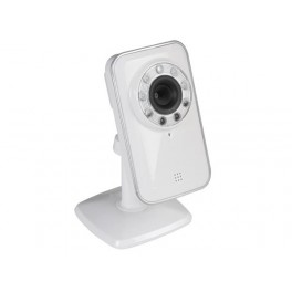 REAL PLUG AND PLAY IP COLOUR CAMERA - WIFI
