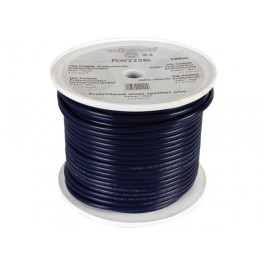 PROFESSIONAL OFC STAGE SPEAKER WIRE 2x2.50mm2 BLUE.