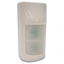 PIR SENSOR WITH DOUBLE TWIN OPTICS  PIR9822