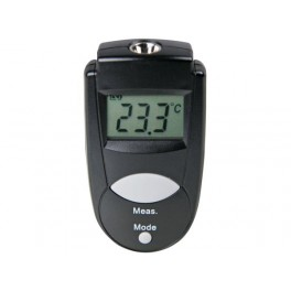 NON-CONTACT INFRARED POCKET THERMOMETER (-33deg C ~ +220deg C)