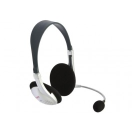 MULTIMEDIA STEREO COMMUNICATION HEADSET + MICROPHONE (SM-301)