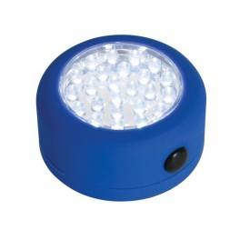 MAGNETIC 24 LEDS HANDY LAMP WITH HOOK