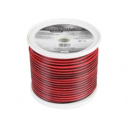 LOUDSPEAKER WIRE 2x1.50mm2 RED/BLACK