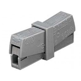 LIGHTING SERVICE CONNECTOR. GREY
