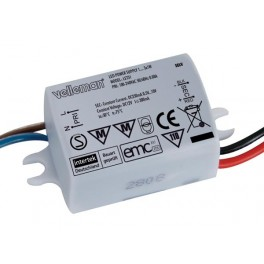 LED DRIVER FOR 1 TO 3 LEDS 1W - 350mA CURRENT SOURCE